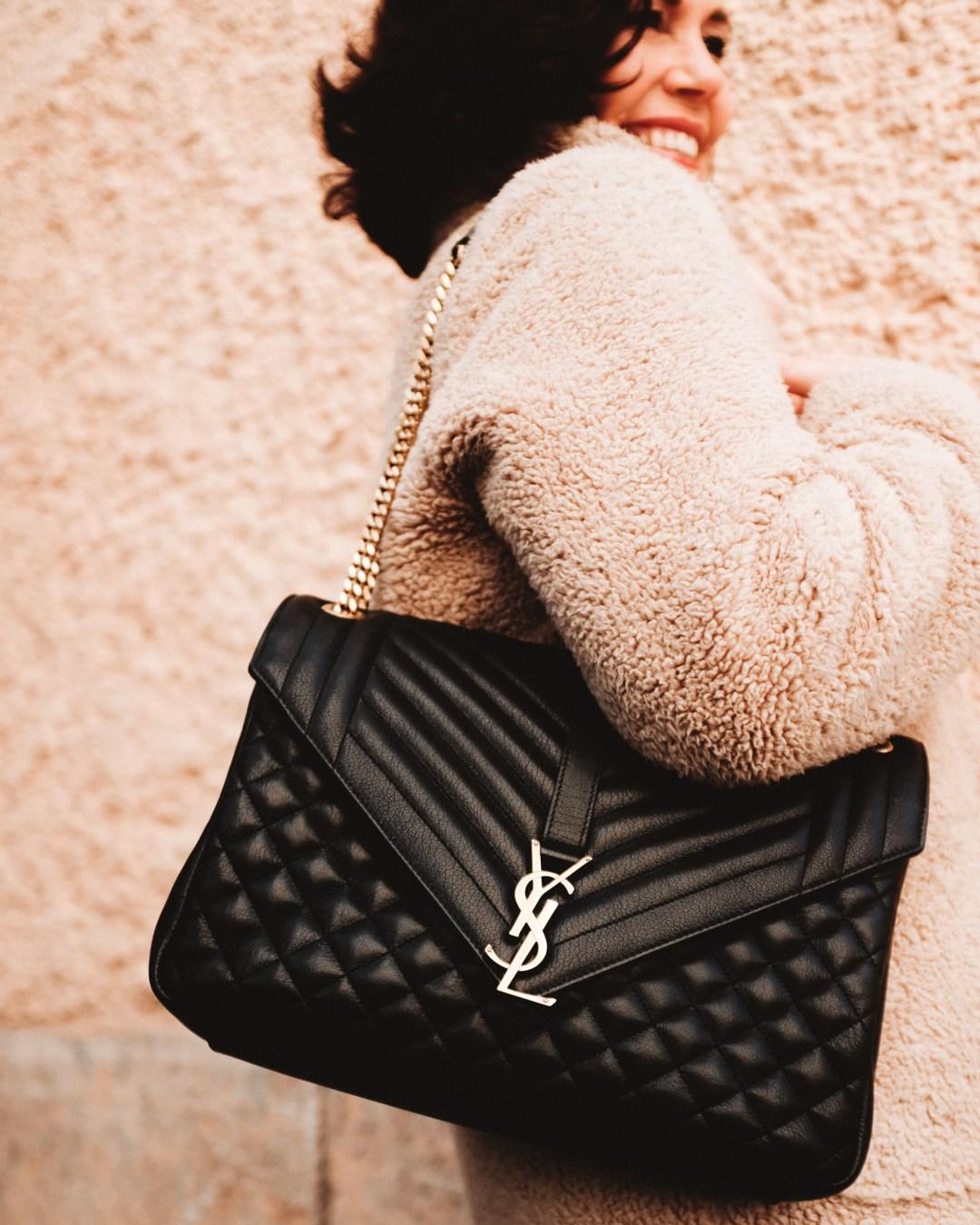 ina stil inastil Herbstoutfit Modeblog Stilberatung Blogwalk Ü50style Herbstmode YSL Tasche Hallein Outfit Streetstyle ageless Herbsttrend Casual Handtasche StylingtippsDSCF1513