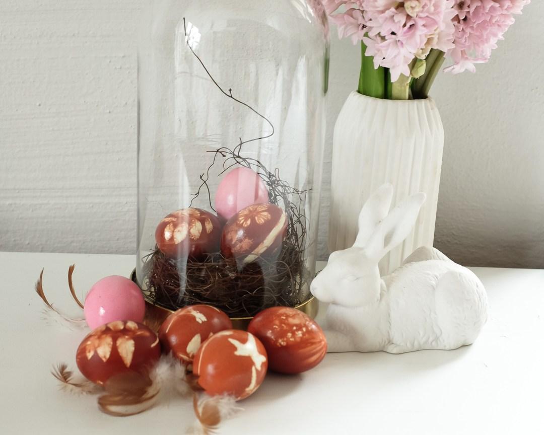 inastil, Ü50Blogger, Ostern, Ostereier färben, DIY Osterdekoration, Frühling, Osterhase, Ostertradition, Easter2018, Easterbunny-5