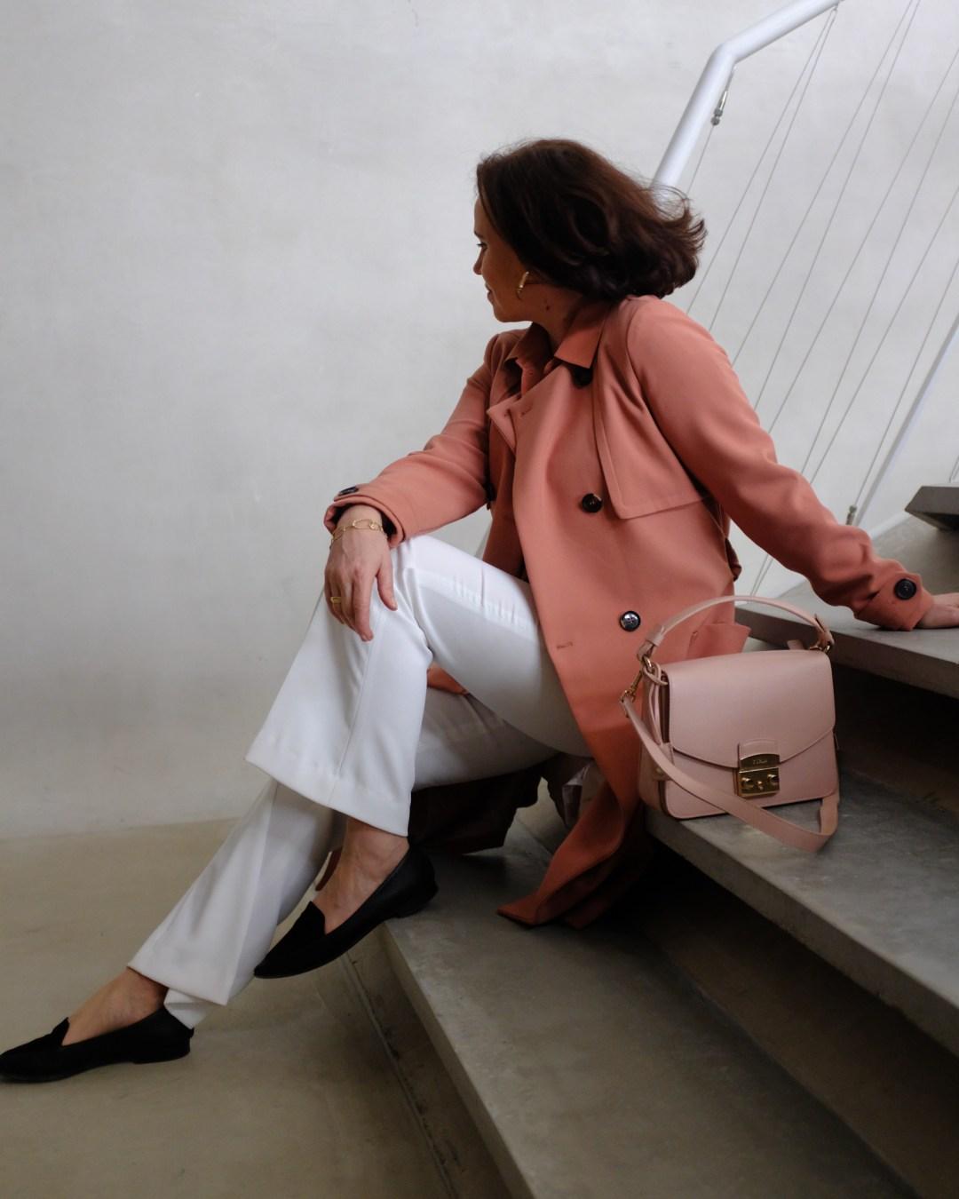 inastil, Trenchcoat, Springcoat, Frühjahrsmode, Stilberatung, Ü50Mode, Modeberatung, Frühlingsfarben, Modeblogger-15