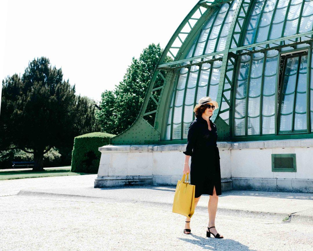 inastil, Ü50Blogger, agelesstyle, Modeberatung, Mode Ü50, Stilberatung, Palmenhaus Schönbrunn, Wien, Sommerkleid, Marc Aurel, Sommermode-28