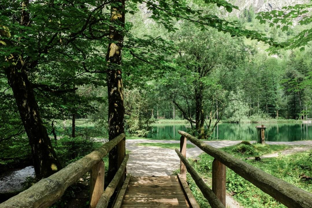 inastil, Bluntautal,Salzburgerland,Tennengau Landschaft. Landscape Sommermenue Gurken Avocado Suppe gedeckter Tisch,Tablesetting Nachspeise Ingwerzitronenschaum Dessert