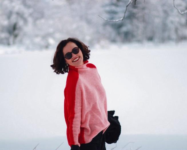 inastil, fashion, Wntermode, Leopoldskron, Salzburg, livingcoral, pantone, rosen, rosa, Pullover, Ü50Mode, ageless, ü50blogger,_-13