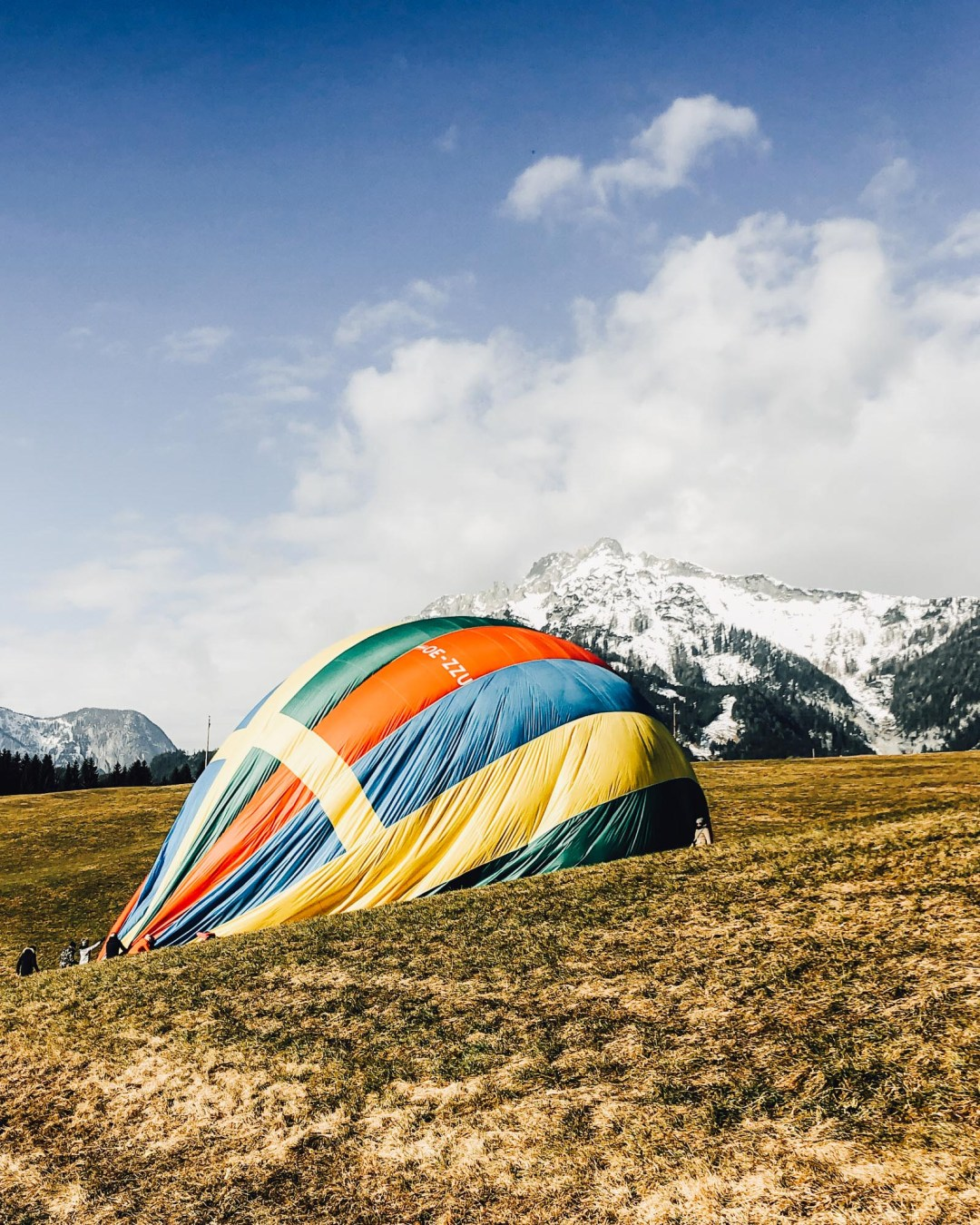 Inastil, Ballonfahrt, Lifestyle, Winter, Austria, Landschaft, Abenteuer, Ü50Blogger, Lifestyleblogger, Österreich,-29