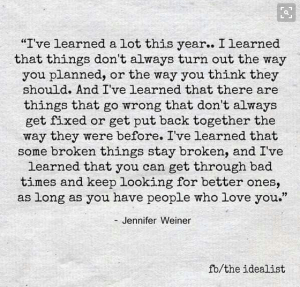Ive Learned_