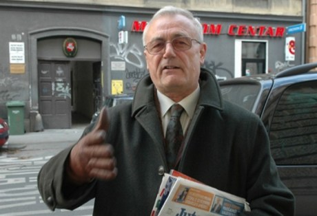 Josip Perkovic   Photo: slobodnadalmacija.hr