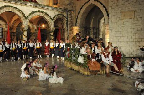 60th Dubrovnik Summer Festival opening