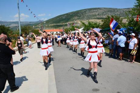 Croatian Victory and Thanksgiving Day Celebration Cavoglave 2013 - Photo Marko Perkovic Thompson FB