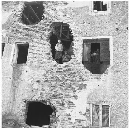 Croatia 1992 - amidst the devastation
