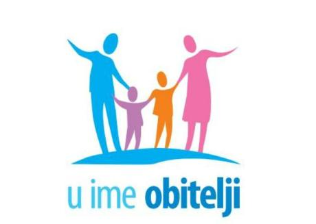 In the name of the family referendum citizens initiative logo 2013