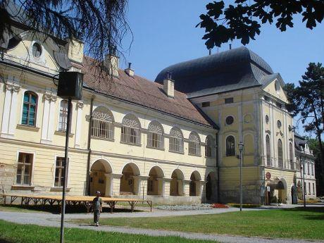 Castle Pejacevic Croatia
