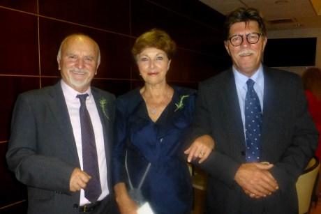 ANZAC DAY 2014, Korcula, Croatia Robyn Vulinovich-Sisaric (middle)