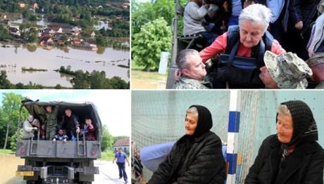 Croatia Floods 2