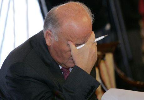 Slavko Linic - now the former Finance Minister  Photo: HINA