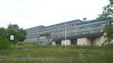 Political School from Tito's Yugoslavia in Kumrovec, Croatia