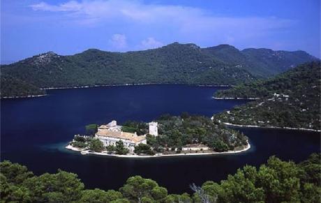 Benedictine monastery - Mljet, Croatia
