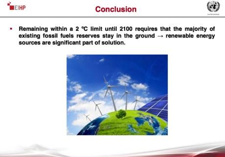 Extract from presentation by Energy Institute Hrvoje Pozar - Croatia Photo: Screenshot
