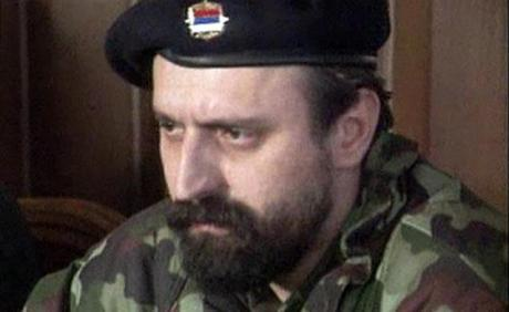 Goran Hadzic 1991 Serb rebel and war criminal