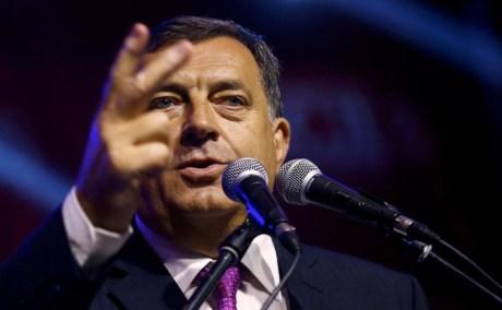 Milorad Dodik September 2016 Photo: Reuters/ Dado Ruvic