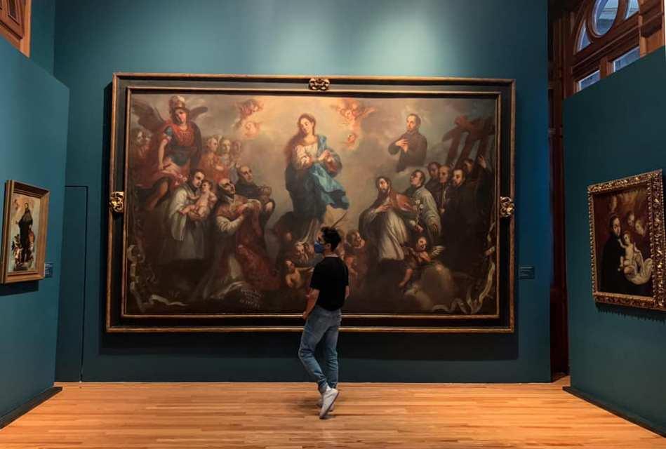 Arte, cultura, Museo Nacional de Arte, CDMX, Barroco.