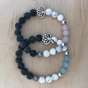 Genuine Stone Healing Bracelets
