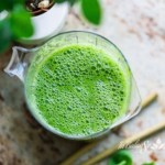 Green Gut Healing Smoothie