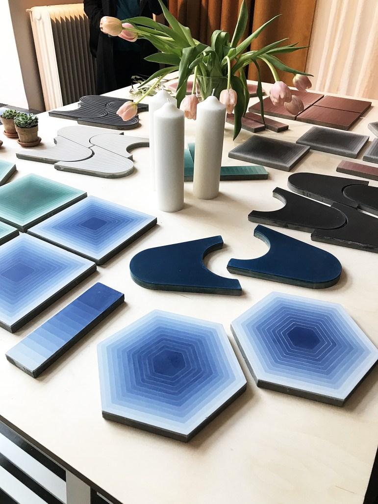Marrakech Design har anlitat Monica Förster för att formge deras Marockanska kakel. Nu finns två superfina kollektioner – The Four Elements och Breaking The Wave.