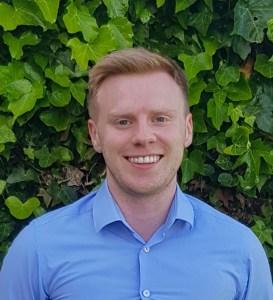 Inbeeo team members: Shane Horgan