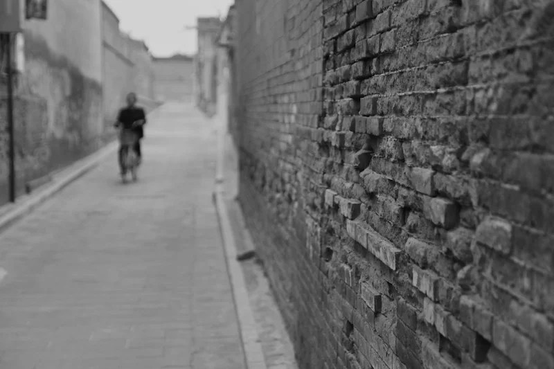 Pingyao blurry bike small