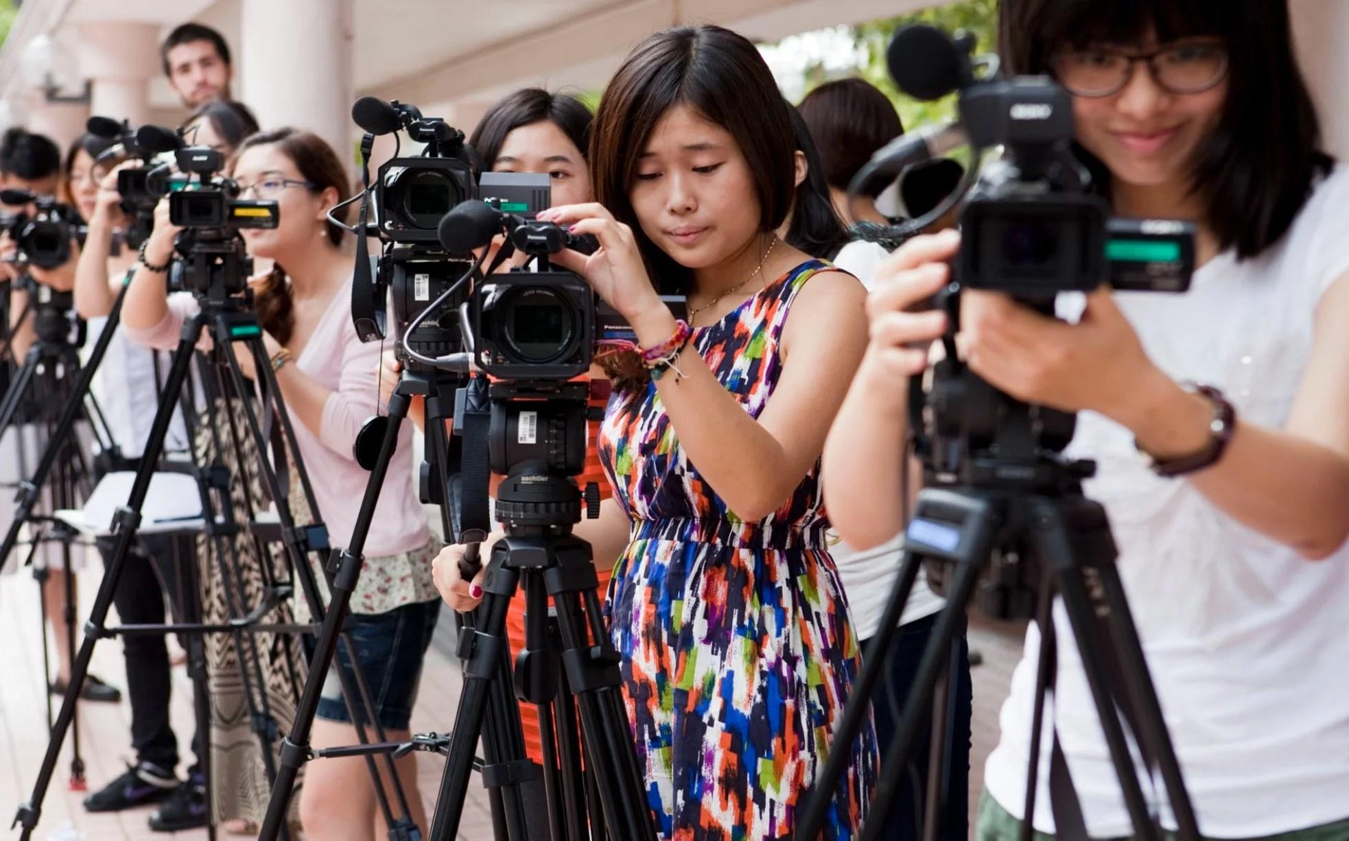 kina journalism marxism