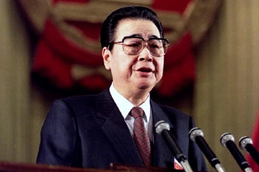 li peng kina korruption