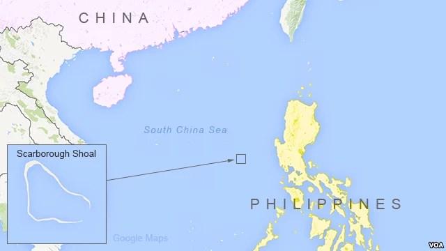 kina sydkinesiska havet