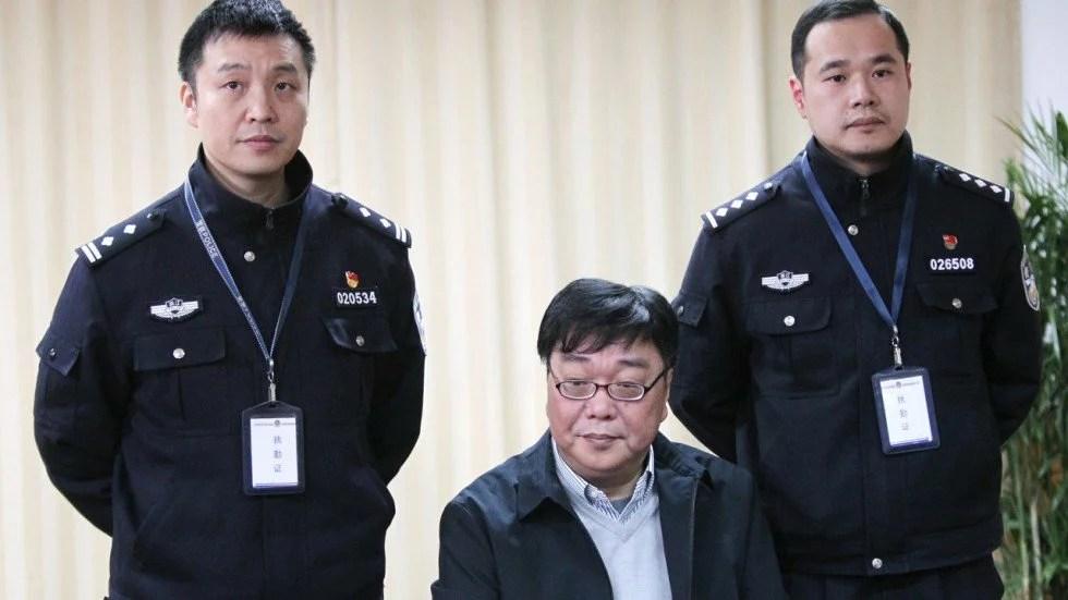 Svensk läkare har fått träffa Gui Minhai