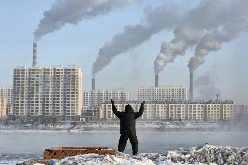 Äntligen får svenska medier upp ögonen för klimathotet från Kina
