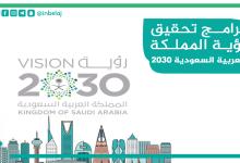 صورة برامج تحقيق رؤية المملكة العربية السعودية 2030