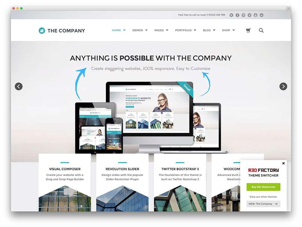 WordPress темы для IT-компаний и стартапов11