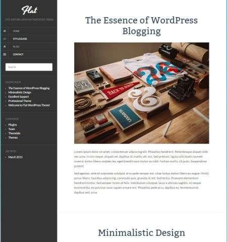 Бесплатные премиум WordPress темы