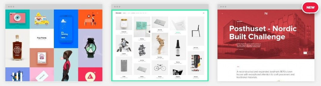 демо шаблоны WordPress с контентом и современным дизайном 03