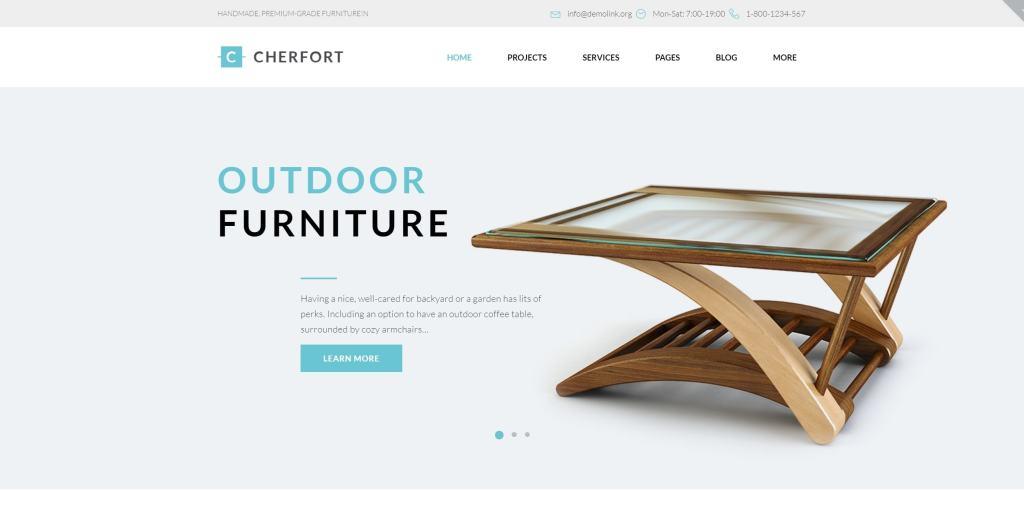 Как открыть мебельный интернет-магазин на WordPress 03