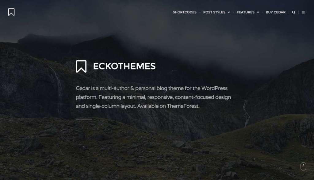 10 русских WordPress premium themes