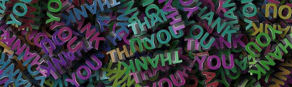 как использовать электронные письма благодарности 1