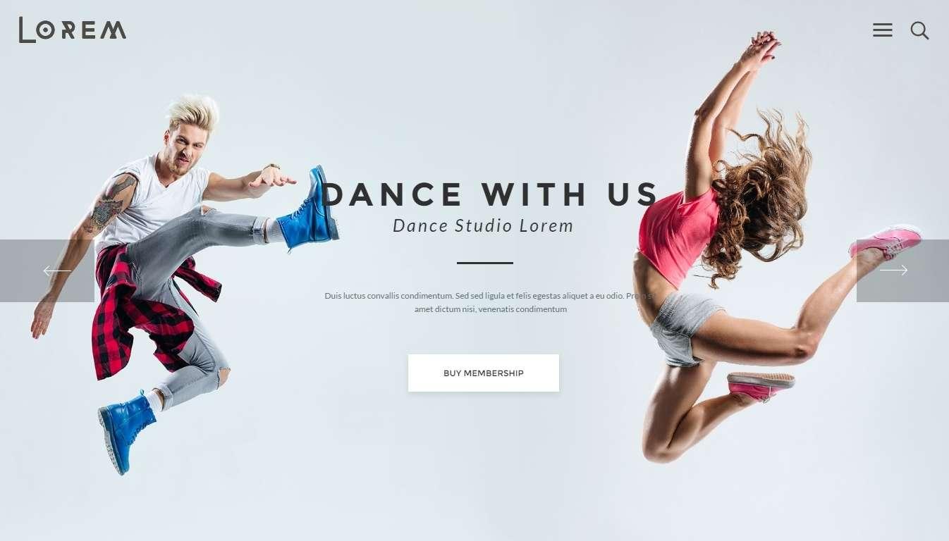 Шаблон для презентации танцы скачать бесплатно