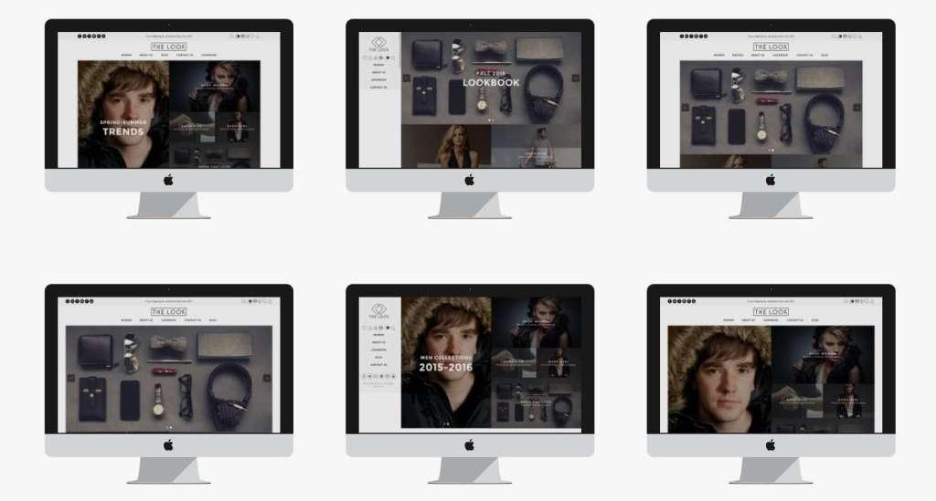 великолепные темы Prestashop с премиум дизайном и функциями 2017