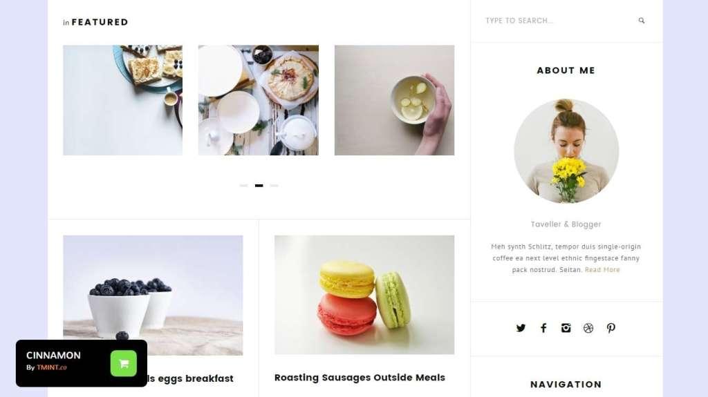 стильные шаблоны для Tumblr 2017 07