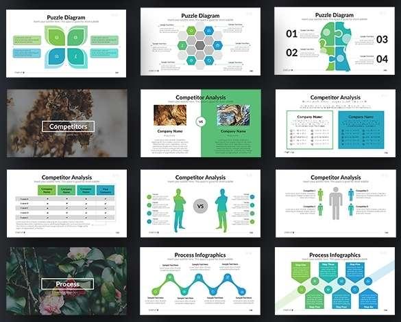 красивые платные шаблоны PowerPoint для презентаций на высшем уровне