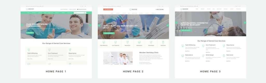 топ 10 WordPress шаблоны медицина 2016 10