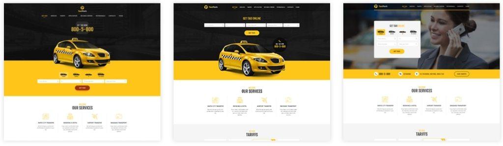 лучшие платные шаблоны сайтов - ТОП красивых сайтов на WordPress 10