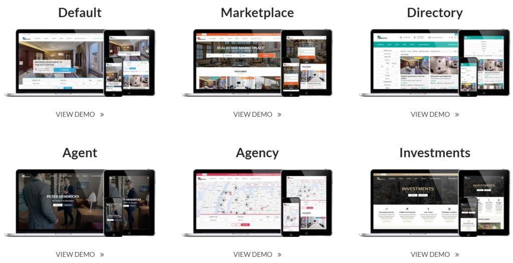 лучшие платные шаблоны сайтов - ТОП красивых сайтов на WordPress 13