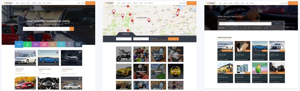 лучшие платные шаблоны сайтов - ТОП красивых сайтов на WordPress 15