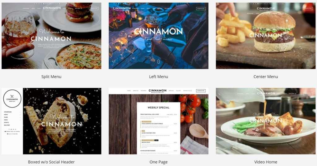 лучшие платные шаблоны сайтов - ТОП красивых сайтов на WordPress 20