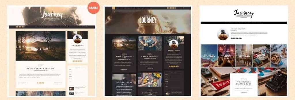 WordPress туризм - первоклассный сайт с премиум дизайном 9